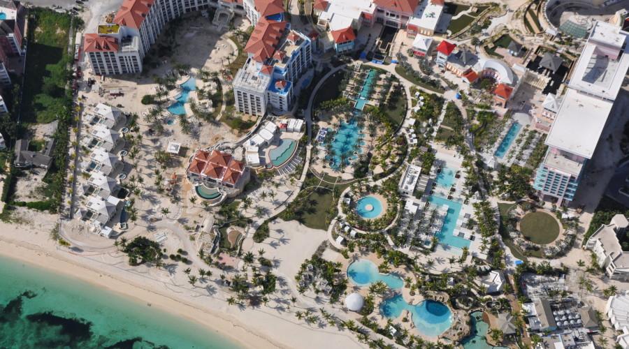 Baha Mar Waterpark Civil And Structural Isd Bahamas