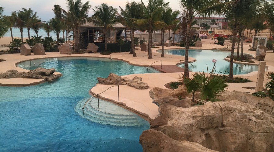 Baha Mar Waterpark Pools And Water Features Isd